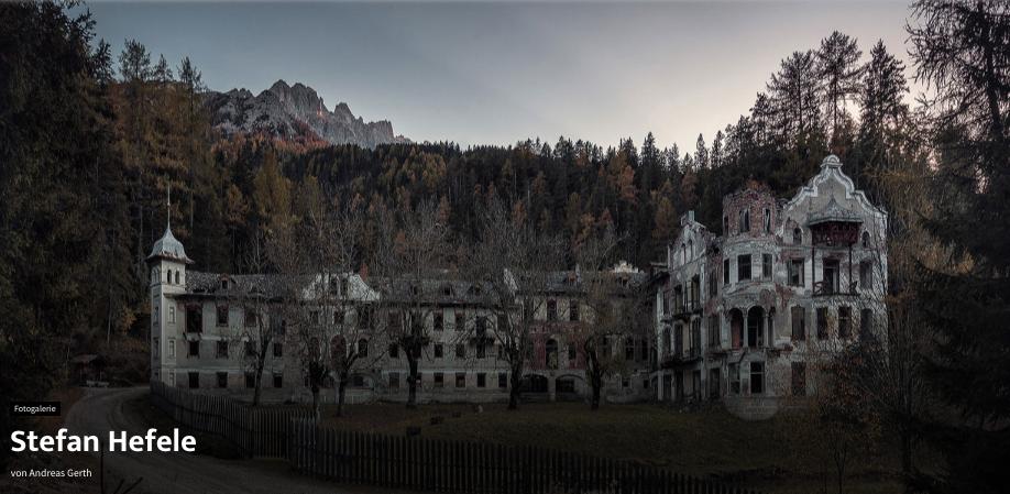 Interview Ghost Houses Stefan Hefele