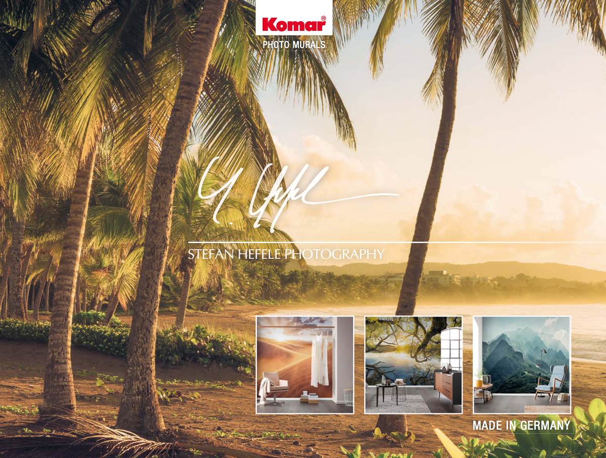 Photo wallpaper collection_Komar_Hefele