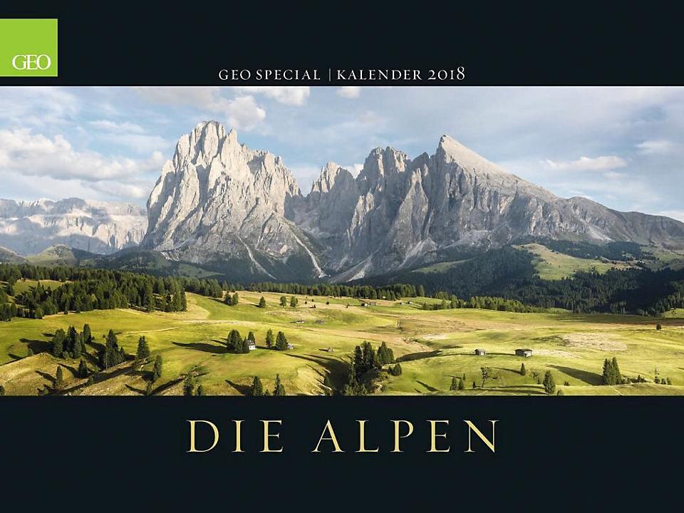 GEO Alps 2018