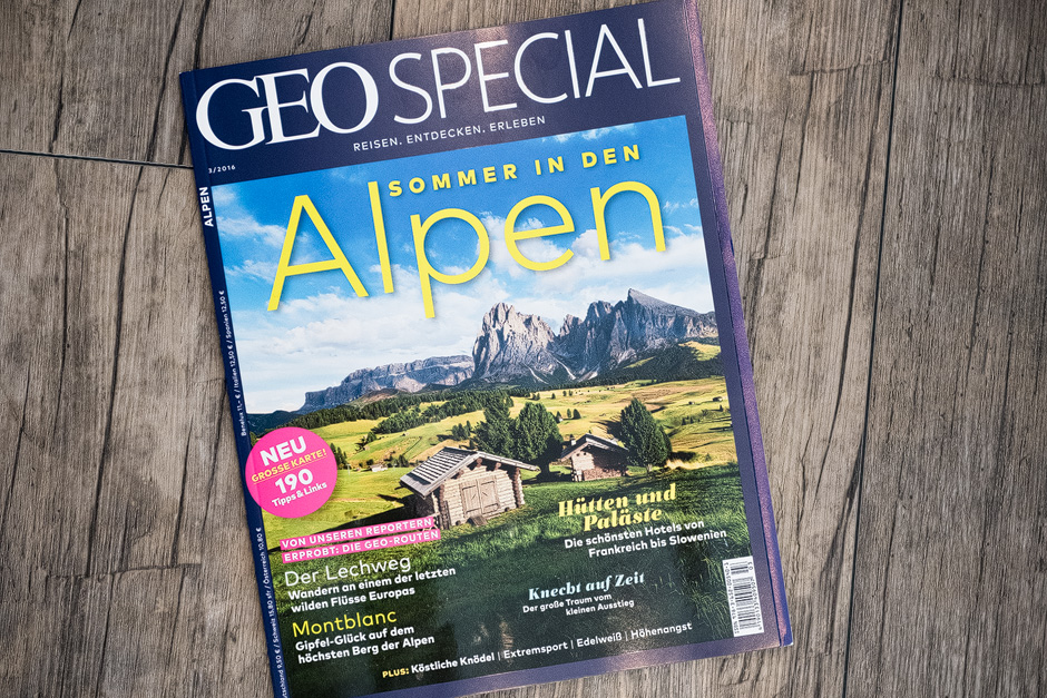 GEO Cover 19 pages inside
